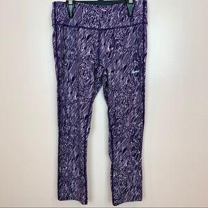 Nike Dri-Fit Capri Leggings ~ SZ M